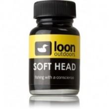 SOFT HEAD BLACK LOON