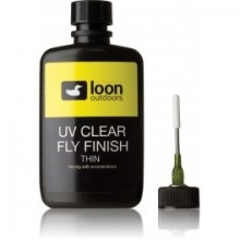 UV Clear Fly Finish - Thin