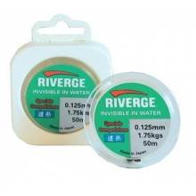 Hilo RIVERGE FLUOROCARBONO FLUOR.COUP 50 Metros