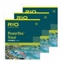"""Cola de Rata Pack 3 RIO Trout Knotless 9"""" (2.70m) 6x"""