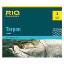 Cola de Rata RIO Tarpón Fluorocarbón (3 UNID)