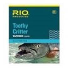 Cola de Rata RIO Voraces - Toothy Critter con Acero