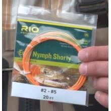 Línea RIO Euro Nymph Corta