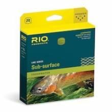 Línea RIO Lake Subsurface Punta Intermedia Transparente