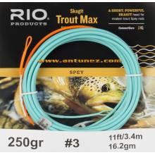Línea RIO Skagit Trout MAX & SPEY