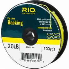 Backing RIO 20 LB. 100YD. CHARTREUSE