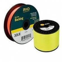Backing RIO 20LB 5000YD. CHARTREUSE