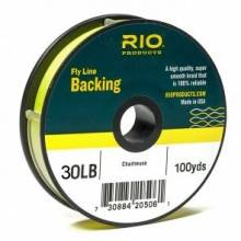 Backing RIO 30 LB. 100YD. CHARTREUSE