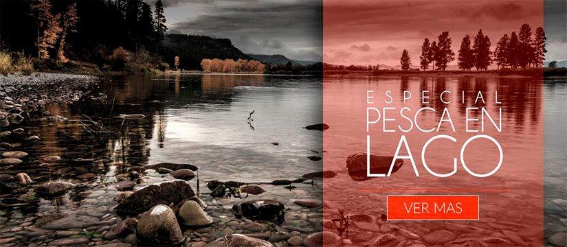 Especial Pesca en Lago