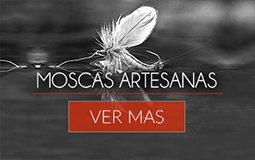 Moscas Artesanas